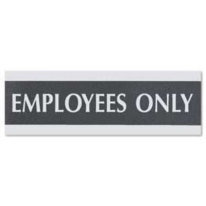 Headline® Sign Century Series Office Sign