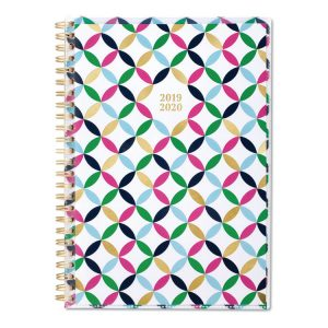 Cambridge® Blair Geo Academic Customizable Planner
