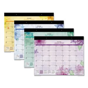 AT-A-GLANCE® Beautiful Day Desk Pad Calendar