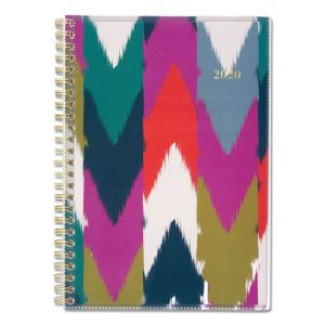 Cambridge® Ikat Weekly/Monthly Planner