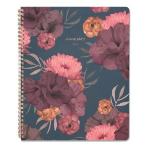 AT-A-GLANCE® Dark Romance Weekly/Monthly Planner