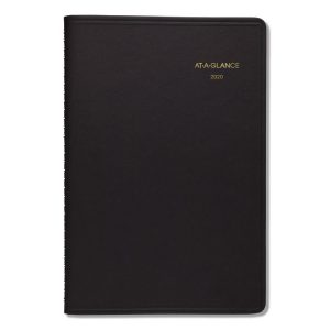 AT-A-GLANCE® Daily Appointment Book with 15-Minute Appointments