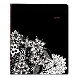 Cambridge® Floradoodle Weekly/Monthly Planner