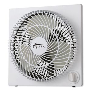 "Alera® 9"" 3-Speed Desktop Box Fan"