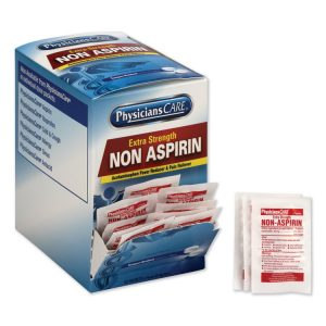 PhysiciansCare® Extra-Strength Acetaminophen Tablets
