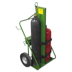 Saf-T-Cart™ 550 Series Cart 552-16FW