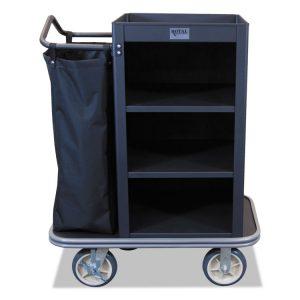 Royal Basket Trucks Housekeeping Cart