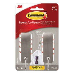 Command™ Decorative Hooks