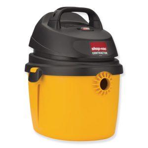 Shop-Vac 2.5 Gallon 2.5 Peak HP Portable Contractor Wet/Dry Vacuum
