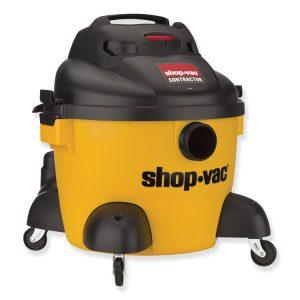 Shop-Vac 6 Gallon 3 Peak HP Portable Contractor Wet/Dry Vacuum