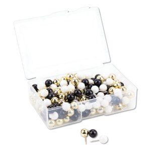 U Brands Fashion Sphere Push Pins
