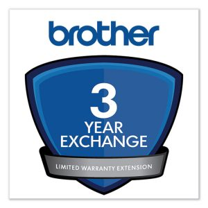 Brother 3-Year Exchange Warranty Extension