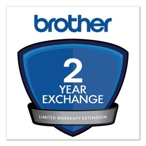 Brother 2-Year Exchange Warranty Extension