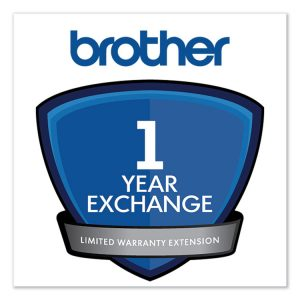 Brother 1-Year Exchange Warranty Extension
