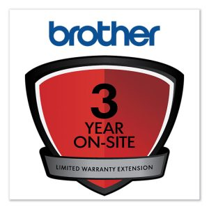 Brother Onsite 3-Year Next Day On-Site Warranty