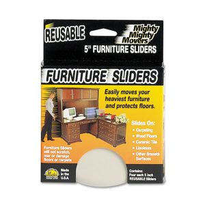Master Caster® Mighty Mighty Movers® Reusable Furniture Sliders