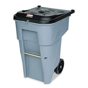 Rubbermaid® Commercial Brute® Confidential Document Roll-Out Container