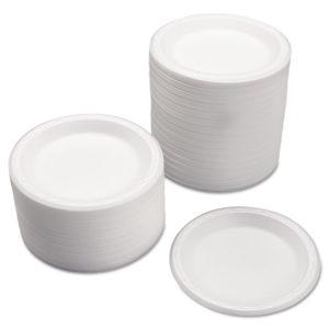 Genpak® Celebrity Foam Dinnerware