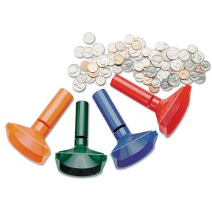 SteelMaster® Coin Counting Tubes