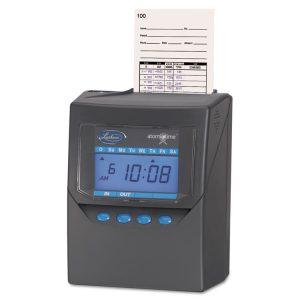 Lathem® Time 7500E Totalizing Time Recorder