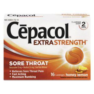 Cepacol® Extra Strength Sore Throat Lozenges