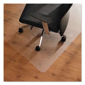 Floortex® Cleartex® Unomat Anti-Slip Polycarbonate Chair Mat for Hard Floors & Flat Pile Carpets