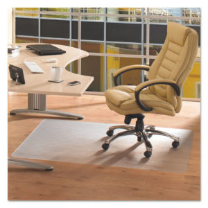 Floortex® Cleartex® Advantagemat® Phthalate Free PVC Chair Mat for Hard Floors