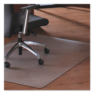 Floortex® Cleartex® MegaMat™ Heavy-Duty Polycarbonate Mats for Hard Floors & All Pile Carpets