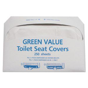 GEN Half-Fold Toilet Seat Covers