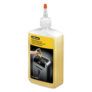 Fellowes® Powershred® Performance Oil