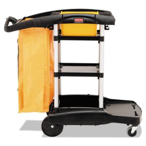 Rubbermaid® Commercial High Capacity Cleaning Cart