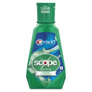 Crest® + Scope® Classic Mouthwash