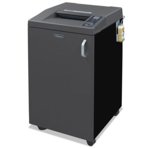 Fellowes® Fortishred™ HS-1010 High Security NSA Approved Cross-Cut Shredder