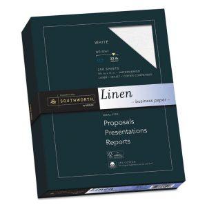 Southworth® 25% Cotton Linen Business Paper