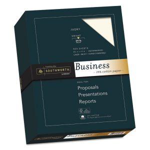 Southworth® 25% Cotton Business Paper