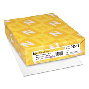 Neenah Paper CLASSIC® Laid Stationery Writing Paper