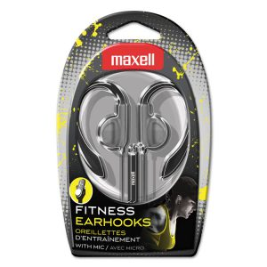 Maxell®  EH-131 Earhooks with Microphone