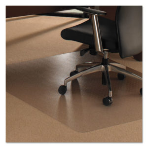 Floortex® Cleartex® Ultimat® XXL Polycarbonate Square General Office Mat For All Pile Carpets