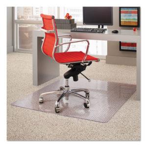 ES Robbins® Dimensions™ Chair Mat for Carpet