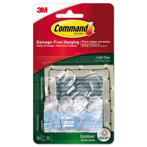 Command™ All Weather Hooks and Strips