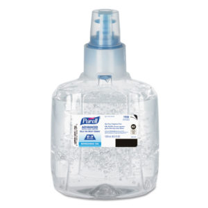 PURELL® Advanced E3-Rated Instant Hand Sanitizer Gel