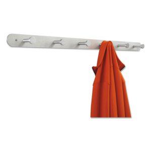 Safco® Nail Head Metal Coat Hooks