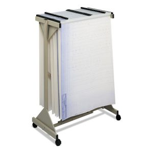 Safco® Sheet File Mobile Plan Center