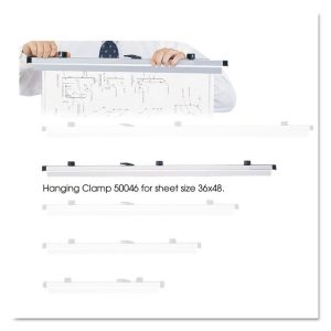 Safco® Sheet File Hanging Clamps
