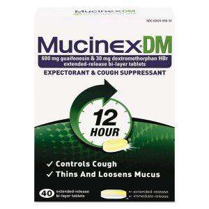 Mucinex® DM Expectorant and Cough Suppressant