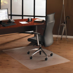 Floortex® Cleartex® Ultimat® Polycarbonate Chair Mat for Hard Floors