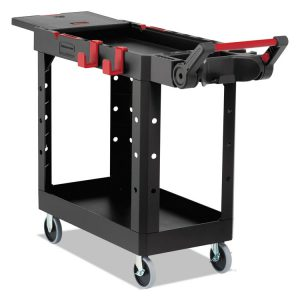Rubbermaid® Commercial Heavy Duty Adaptable Utility Cart