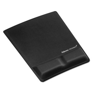 Fellowes® Palm and Wrist Supports with Microban® Protection