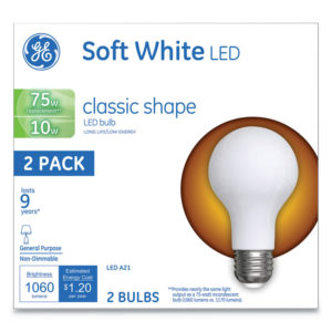 GE Classic LED SW Non-Dim A21