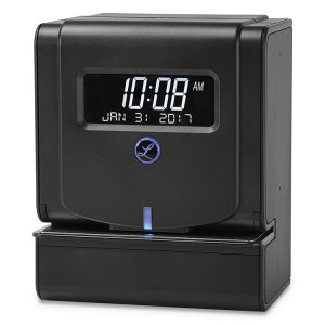 Lathem® Time Heavy-Duty Thermal Time Clock